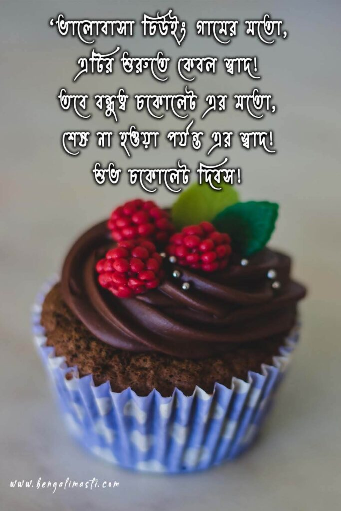 Bangla Chocolate Day Picture
